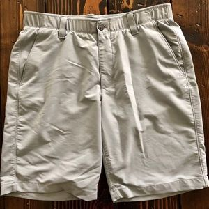 mens under armour golf shorts